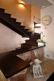 schody drewna Fotografia Royalty Free