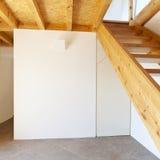 schody drewniany Obraz Stock
