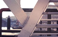 Schody, schody, klatka schodowa, lot schodki Zdjęcie Royalty Free