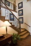 schody korytarza Zdjęcia Royalty Free