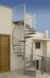 schody ślimaka Fotografia Stock
