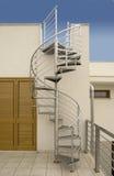 schody ślimaka Zdjęcia Stock