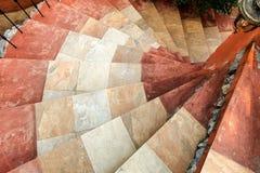 schody ślimakowaty Obraz Royalty Free