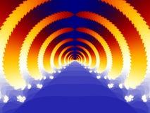 schody niebiańscy Zdjęcie Royalty Free