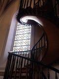 schody niebo obraz stock