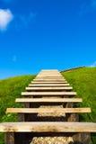 schody niebo Obrazy Royalty Free