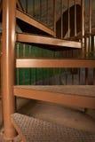 schody okrężny Zdjęcie Royalty Free