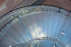 schody półprzezroczyści Zdjęcia Royalty Free