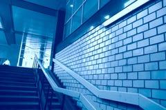 schody poboru w górę Fotografia Royalty Free