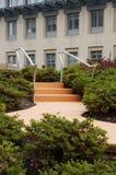 schody pomarańczowe Obraz Stock