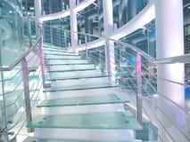 schody przejrzysty Fotografia Stock
