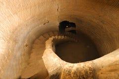 schody przekręcający Zdjęcie Royalty Free