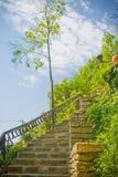 schody rock zdjęcia royalty free