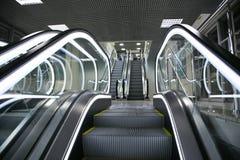schody ruchome Zdjęcia Stock