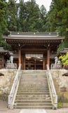 Schody Sakurayama Iść Sintoizm świątynia w Takayama Zdjęcia Stock