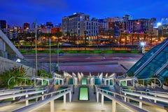 Schody San Diego! Obrazy Royalty Free
