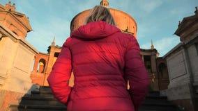Schody San Luca sanktuarium zbiory