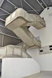 schody z betonu Obrazy Royalty Free