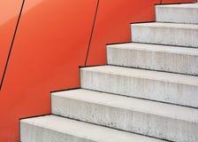 schody z betonu fotografia royalty free