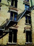 schody znajdujące się na zewnątrz Zdjęcie Stock