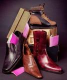 Schoeisel Stock Foto