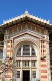 Schoelcher图书馆,堡垒de法国,马提尼克岛 库存图片