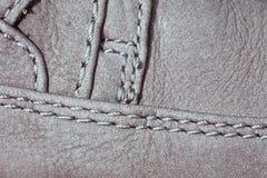Schoen dichte omhooggaand Stock Afbeelding