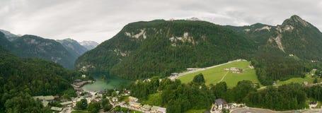 Schoenau Am Koenigssee, Bayern, Deutschland Stock Photo