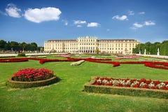 Schoenbrunn宫殿 库存图片