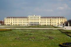 schoenbrunn维也纳 图库摄影