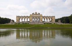 schoenbrunn дворца gloriette Стоковые Изображения