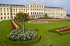 Schoenbrunn Royalty Free Stock Image