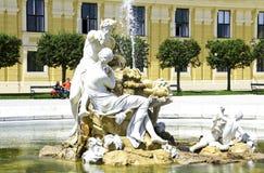 Schoenbrunn Royalty Free Stock Photos