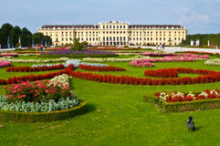 Schoenbrunn Stock Photo