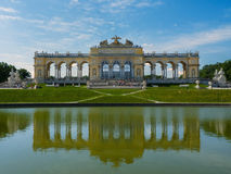 Schoenbrunn Gloriette Royalty Free Stock Image