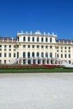 schoenbrunn pałacu. Fotografia Stock