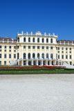 Schoenbrunn Palace Stock Photography