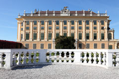 Schoenbrunn Palace Stock Photo
