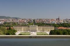 Schoenbrunn Palace, Vienna Stock Image