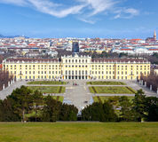 Schoenbrunn Palace Royalty Free Stock Photos