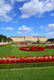 Schoenbrunn Palace Stock Photography