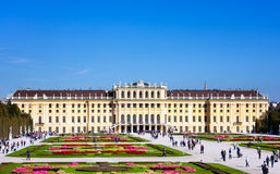 Schoenbrunn Palace Austria Royalty Free Stock Photo