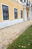 Schoenbrunn Palace in Wien Stock Image
