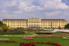 Schoenbrunn Palast Lizenzfreies Stockbild