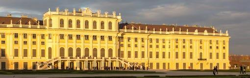Schoenbrunn slott Royaltyfri Bild