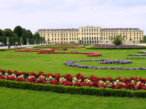 Free Schoenbrunn, Vienna Royalty Free Stock Photos - 1018548