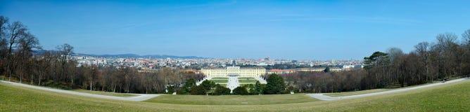 Schoenbrunn in Vienna ,Austria Royalty Free Stock Photos