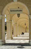 Schoenbrunn, Vienna Royalty Free Stock Photography