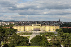 Schoenbrunn, Vienna Royalty Free Stock Images