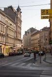 Schoenbrunner Strasse Zdjęcie Royalty Free